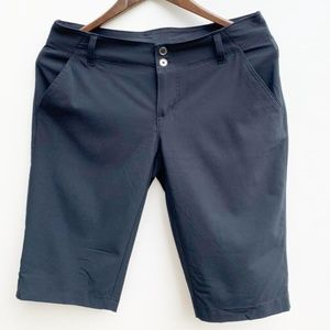 Columbia Black Outdoor Omni-Shield Long Shorts 6